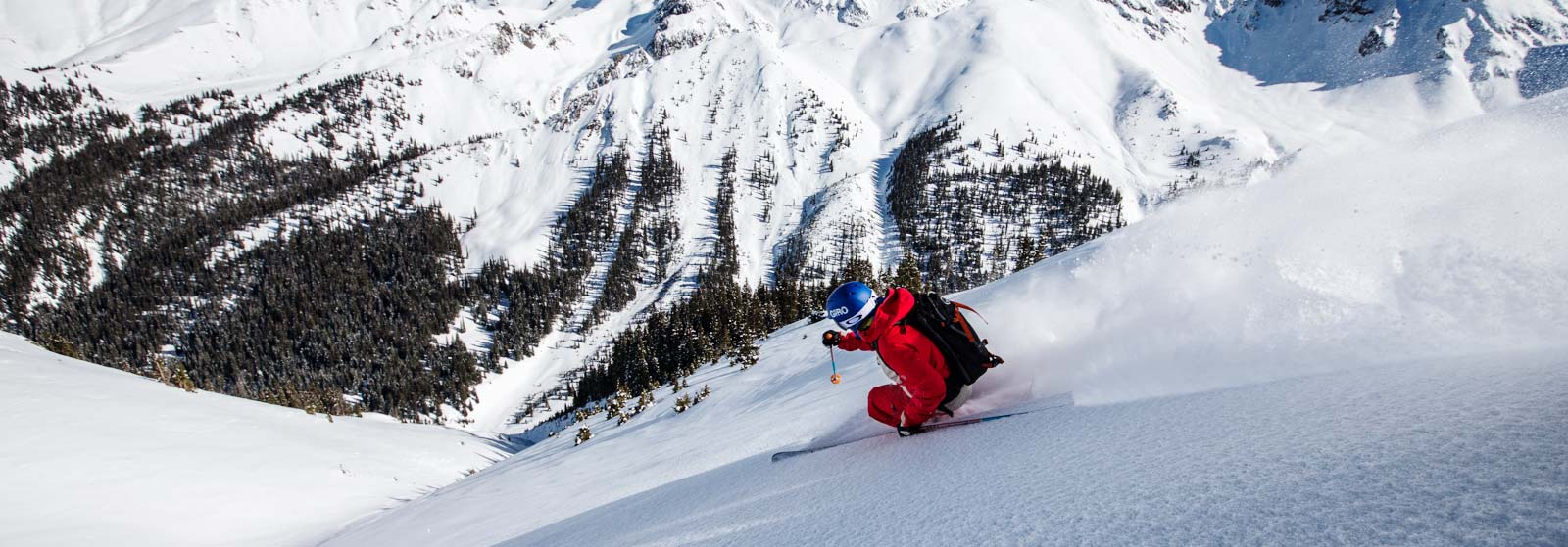 Silverton Mountain Colorado Unguided Skiing and Snowboarding